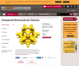 Compound Semiconductor Devices, Spring 2003