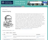 Great Writers Inspire: Rudyard Kipling