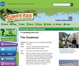 Climate Kids: Renewable Energy Scientist