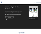 BIM Planning for Facility Owners