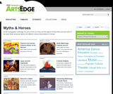 ArtsEdge Media Collection: Myths & Heroes