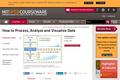 How to Process, Analyze and Visualize Data, January IAP 2012
