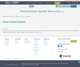 Preschool2me Teacher Resources