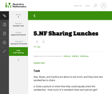 5.NF Sharing Lunches