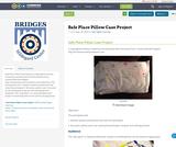 Safe Place Pillow Case Project