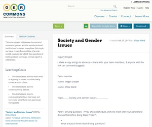 gender roles at work are created by social norms The article deals with the place of role theory in the theory, research and practice of social work in the context of gender stereotypes the first part points to the history, development, trends and critique of role theory.