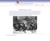 The Boston Massacre, ca. 1868.
