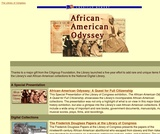 The African American Odyssey: A Quest for Full Citizenship