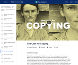 The Case for Copying