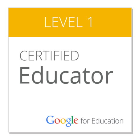 Google Level 1 Certification: Unit 7, Lesson 1: Get Your Class Organized