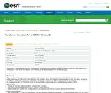 TerraServer Download for ArcGIS 9.0 (Version2)