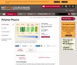 Polymer Physics, Spring 2007