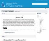 Health Q1