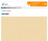 Learn English in Simple English
