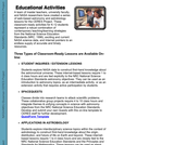 CERES: Educational Activities
