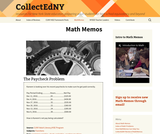 Math Memos
