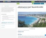 ¿Adónde quieres viajar?- Spanish NoviceMid