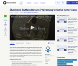 Shoshone Buffalo Return