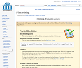 Fundamentals of Narrative Film Editing