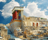 The Minoan Civilization – The Knossos palace