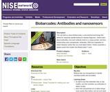 Biobarcodes