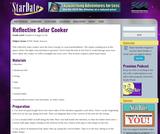 Reflective Solar Cooker