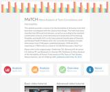 MaTCH - meta-analysis of twin studies