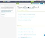 Wraparound Resurgence and Renewal