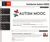 Swinburne Autism MOOC - video suite
