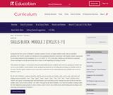 Grade 1: Reading Foundations Skills Block: Module 2