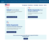 The Better Arguments Project