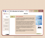ICT in Education Course