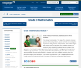 Grade 3 Module 7:Geometry and Measurement Word Problems