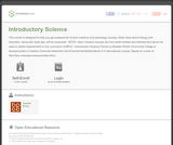 Introductory Science
