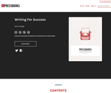 Writing For Success – Simple Book Publishing