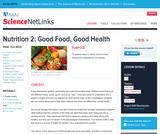 Nutrition 2: Good Food, Good Health