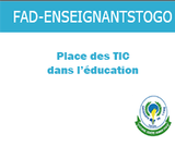 Place des TIC dans l'éducation