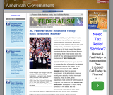 03c. Federal-State Relations Today: Back to States' Rights?