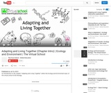 Adapting and Living Together | Ecology and Environment