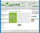 International Journal of Health Studies