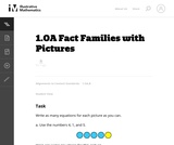 1.OA Fact Families with Pictures