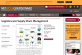 Logistics and Supply Chain Management, Fall 2009