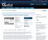 Short-Range Ensemble Forecast Upgrade
