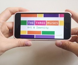 Play the Three Muses - online art game