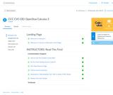 OpenStax Calculus 3