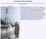 Astronomy Picture of the Day: Rockets and Robert Goddard