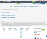 STEM Capstone & Career Pathways Project
