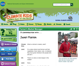 Climate Kids: Farmer's Market Manager