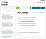 ACES: Effective Communication