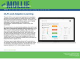OLPs and Adaptive Learning